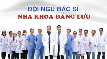 đội ngũ bác sĩ nha khoa Đăng Lưu